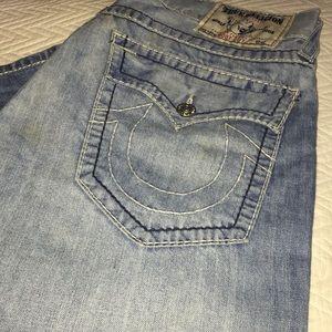True Religion Men's Jeans Size 34.